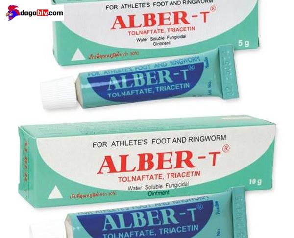 Thuốc Thái Lan Alber - T trị mốc lác hiệu quả ở gà