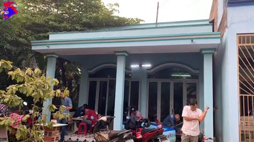 Căn nhà tổ chức đánh bạc do Thảo cầm đầu