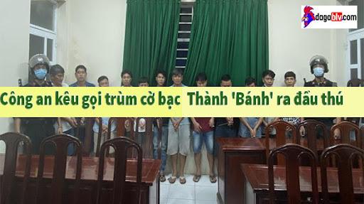 12 người tham gia đá gà tại vườn me ở xã Long Thọ, Nhơn Trạch do Triều tiên tổ chức. Ảnh: Công an Đồng Nai.